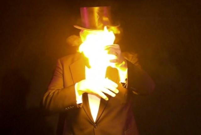 """Deerhoof - """"Mario's Flaming Whiskers III"""" Video"""