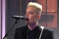 Watch Diamond Rings On <em>Leno</em>