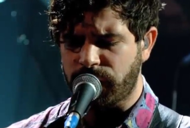 Foals on Jools Holland