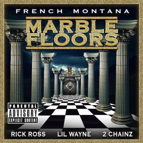 "French Montana – ""Marble Floors"" (Feat. Rick Ross, Lil Wayne & 2 Chainz)"