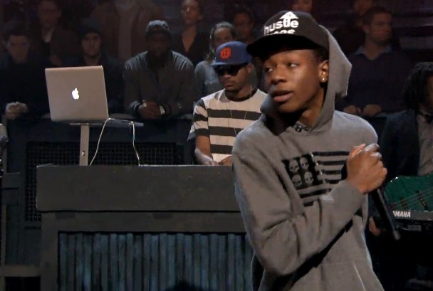Watch Joey Bada$$ Perform With The Roots