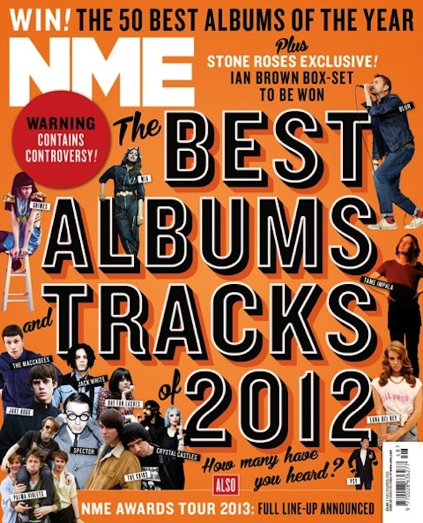 NME Year-End