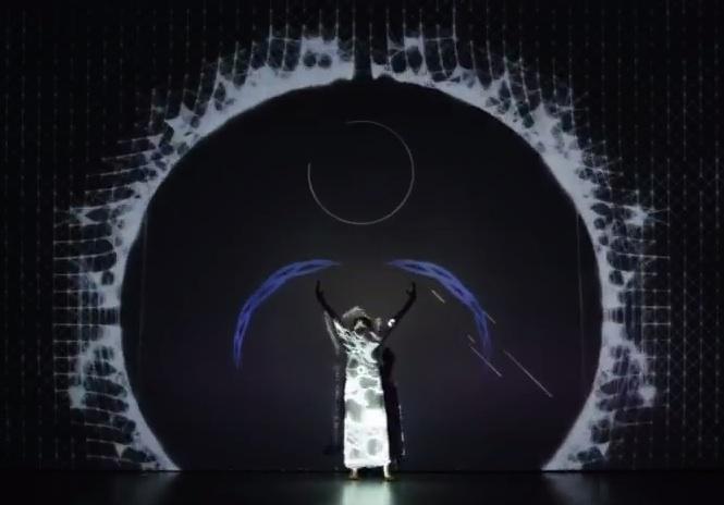 "Nosaj Thing – ""Eclipse/Blue"" (Feat. Kazu Makino) Video"