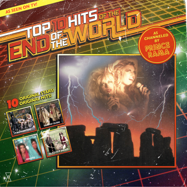 Album Of The Week: Prince Rama Top 10 Hits Of The End Of The World
