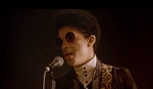"Prince - ""Rock And Roll Love Affair"" Video"