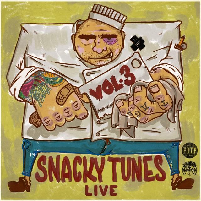 Snacky Tunes Vol. 3