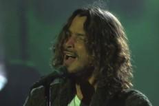 Soundgarden on Kimmel