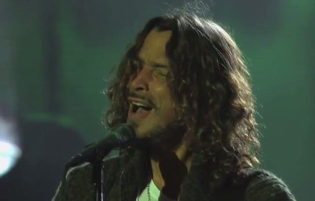 Soundgarden on Kimmel