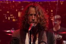 Soundgarden on Letterman