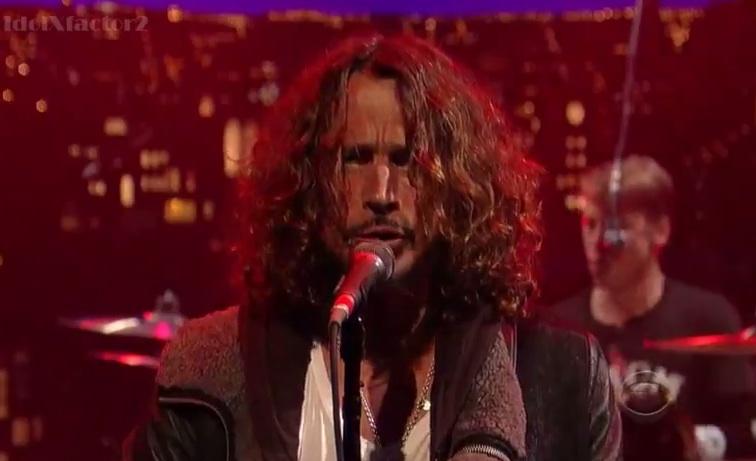 Watch Soundgarden On <em>Letterman</em>
