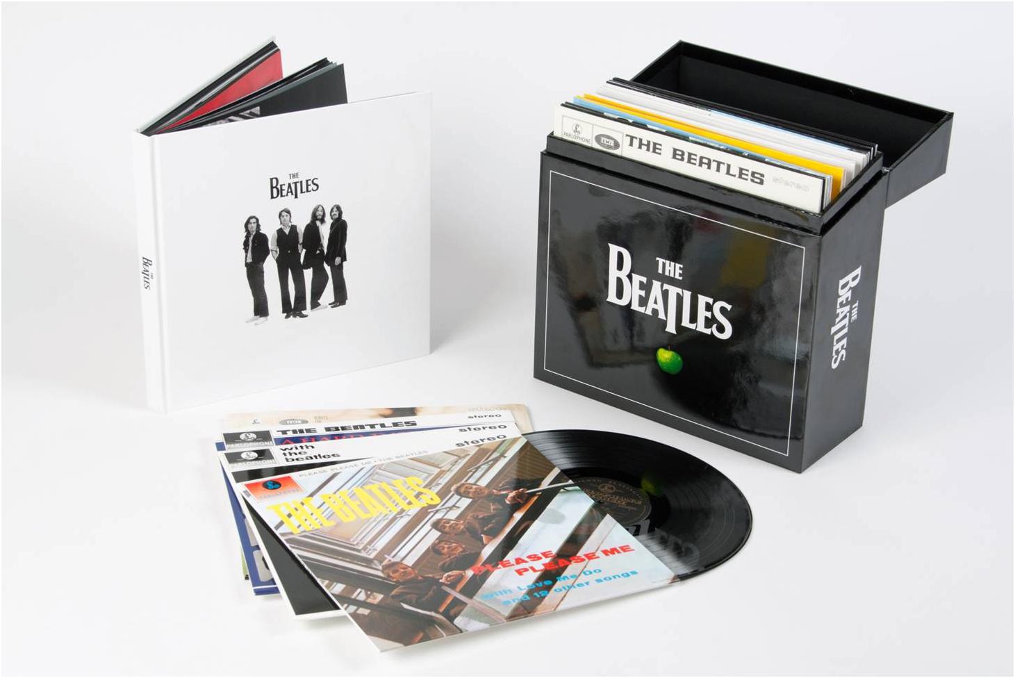 Win A Remastered Beatles Vinyl Box Set Stereogum