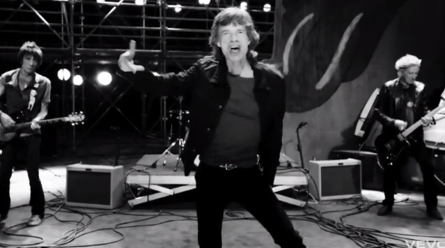 "The Rolling Stones - ""Doom And Gloom"" Video"