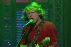 Watch Ty Segall On <em>Letterman</em>