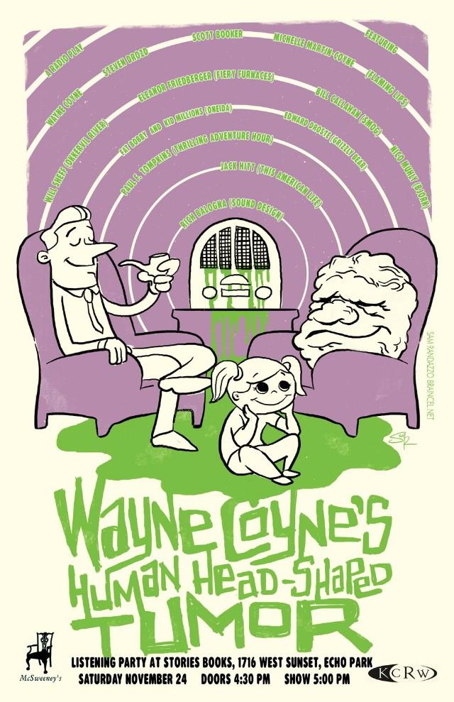 Wayne Coyne Radio Show