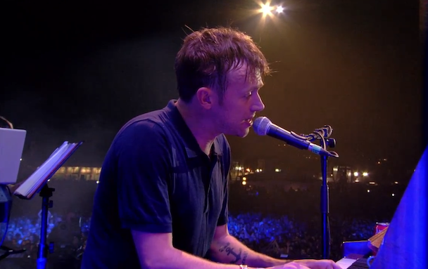 "Blur - ""Under The Westway"" (Live at Hyde Park)"