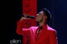 Miguel on 'Ellen'
