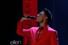 Watch Miguel Play <em>Ellen</em>