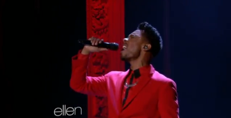 Watch Miguel Play <em>Ellen</em>