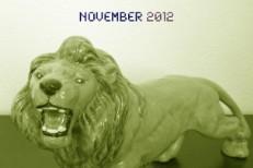 Stereogum Monthly Mix: November 2012