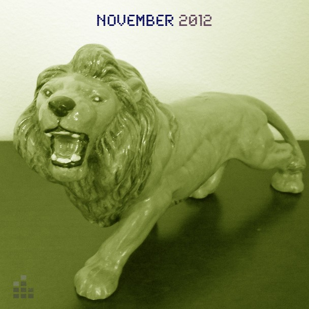Stereogum Monthly Mix: November 2012