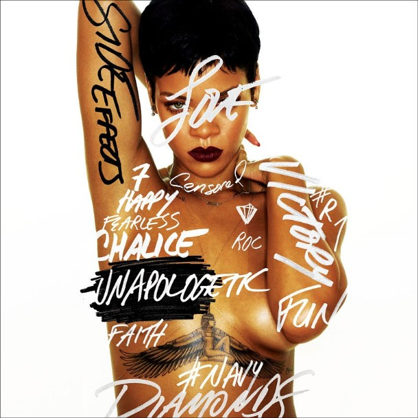 "Rihanna – ""Nobody's Business"" (Feat. Chris Brown)"