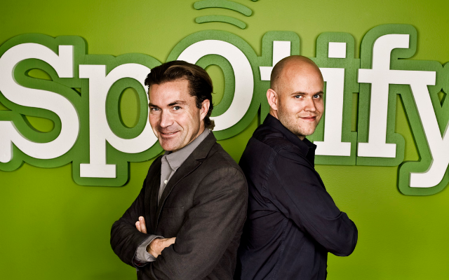 Spotify Valued At  $3 Billion
