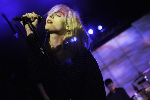 Tamaryn, Tropic of Cancer, Vum @ The Echo, Los Angeles 11/23/12