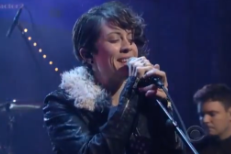 Tegan & Sara On Letterman