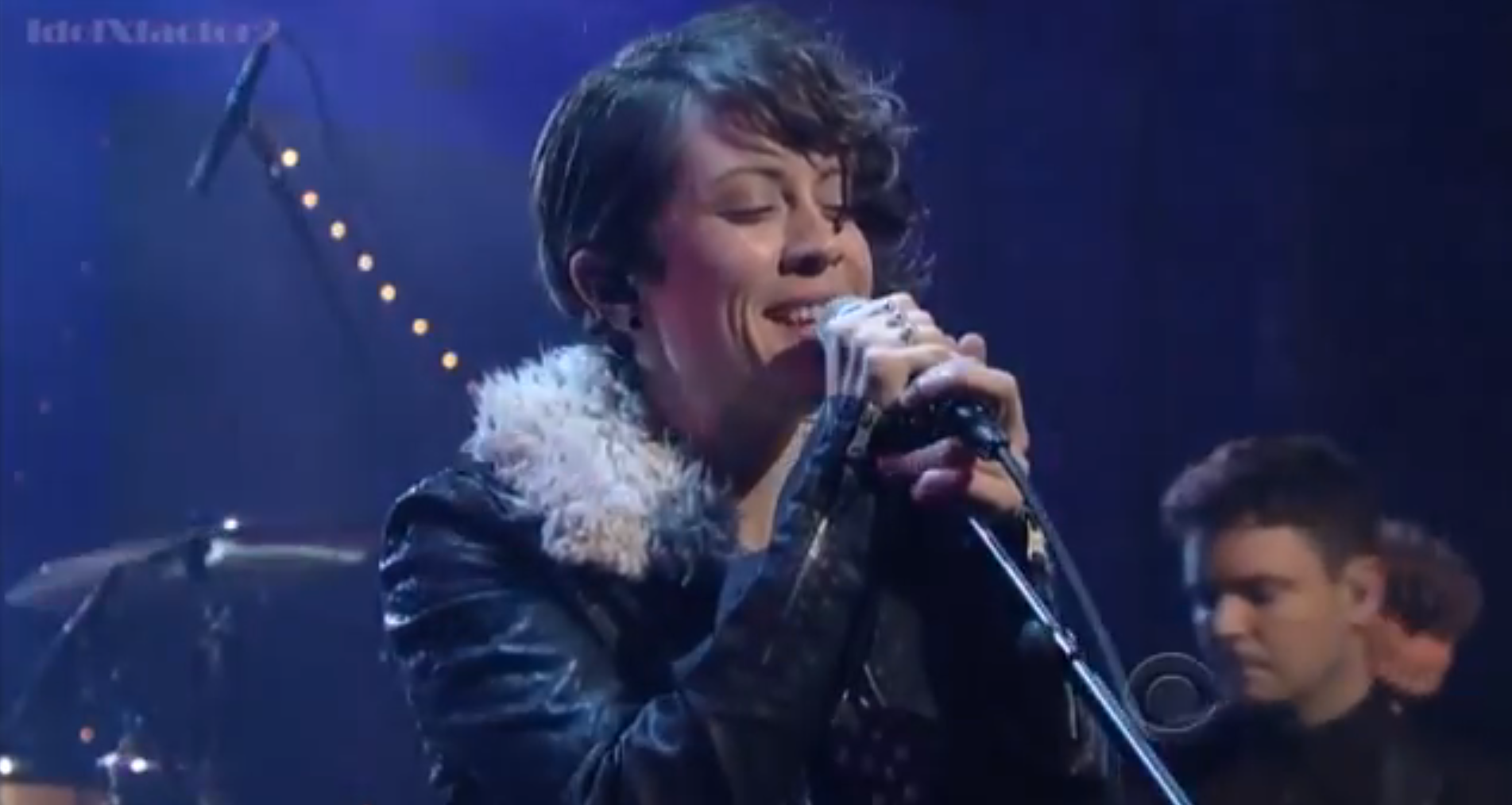 Watch Tegan &#038; Sara Play <em>Letterman</em>
