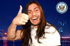 Andrew W.K.'s Trip To Bahrain Cancelled By State Department