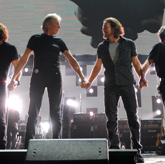 12-12-12: The Concert For Sandy Relief @ Madison Square Garden, NYC 12/12/12