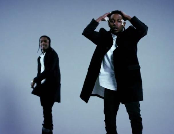 "A$AP Rocky - ""Fuckin' Problem"" Video"