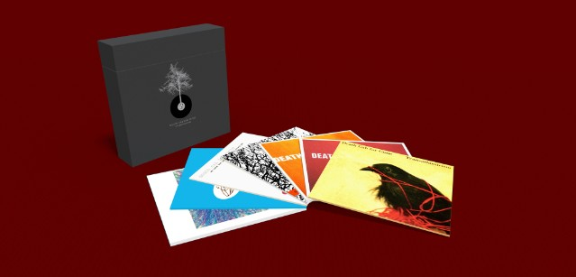 Death Cab For Cutie - The Barsuk Years Box Set