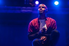 "Watch Frank Ocean Cover Radiohead's ""Fake Plastic Trees"""