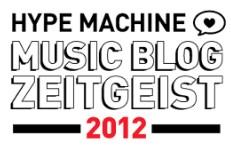 Hype Machine Zeitgeist