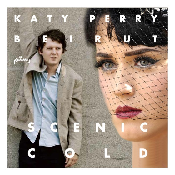 """Katy Perry x Beirut - """"Scenic Cold"""" (Rostam Mashup)"""