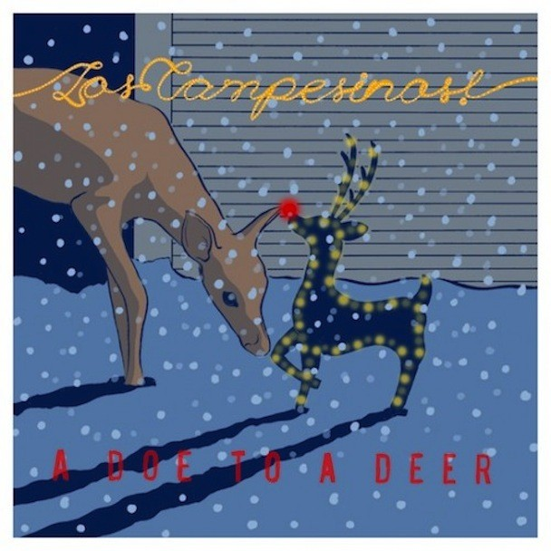 "Los Campesinos! - ""A Doe To A Deer"""