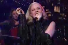 MNDR on Letterman