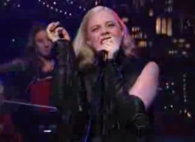 MNDR on Letterman