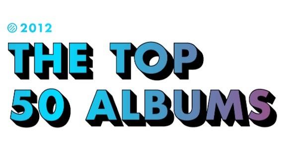 Pitchfork albums list