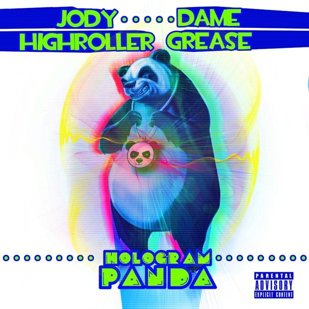 Riff Raff - Hologram Panda