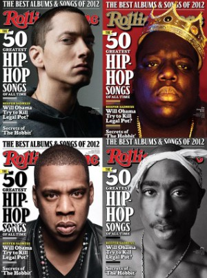 Rolling Stone hip-hop songs