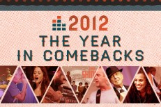 2012 In Review: The Year In Comebacks