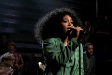 Watch Solange On <em>Fallon</em>