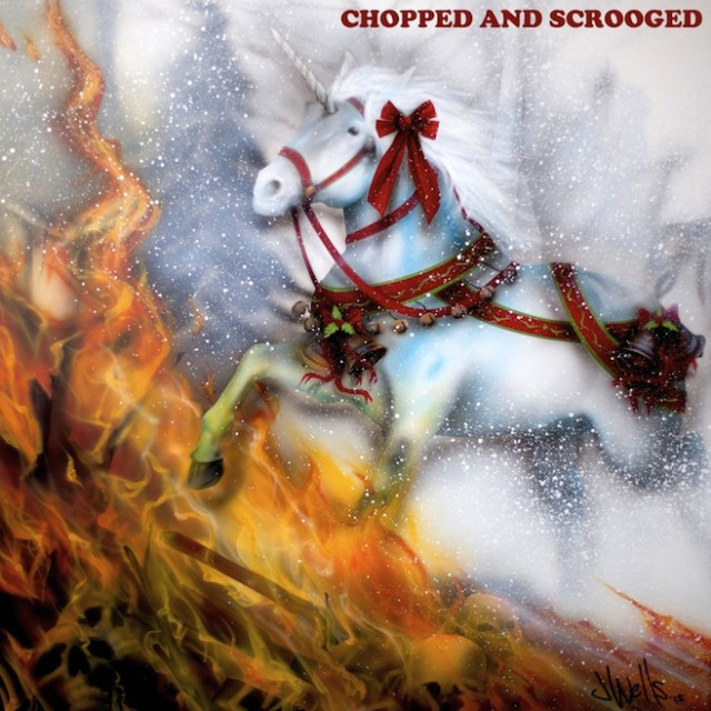 Sufjan Stevens - Chopped & Scrooged
