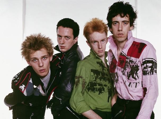 The Clash The-Clash-608x450