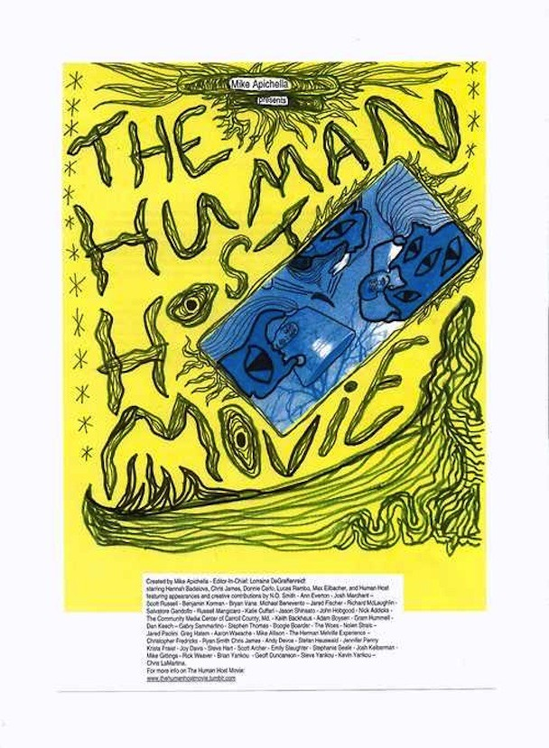 The Human Host Movie