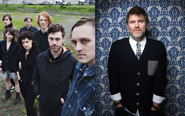 Arcade Fire Working With James Murphy