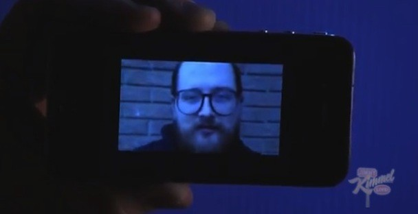 Dan Deacon on Kimmel