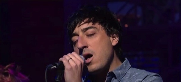 Grizzly Bear on Letterman 2012